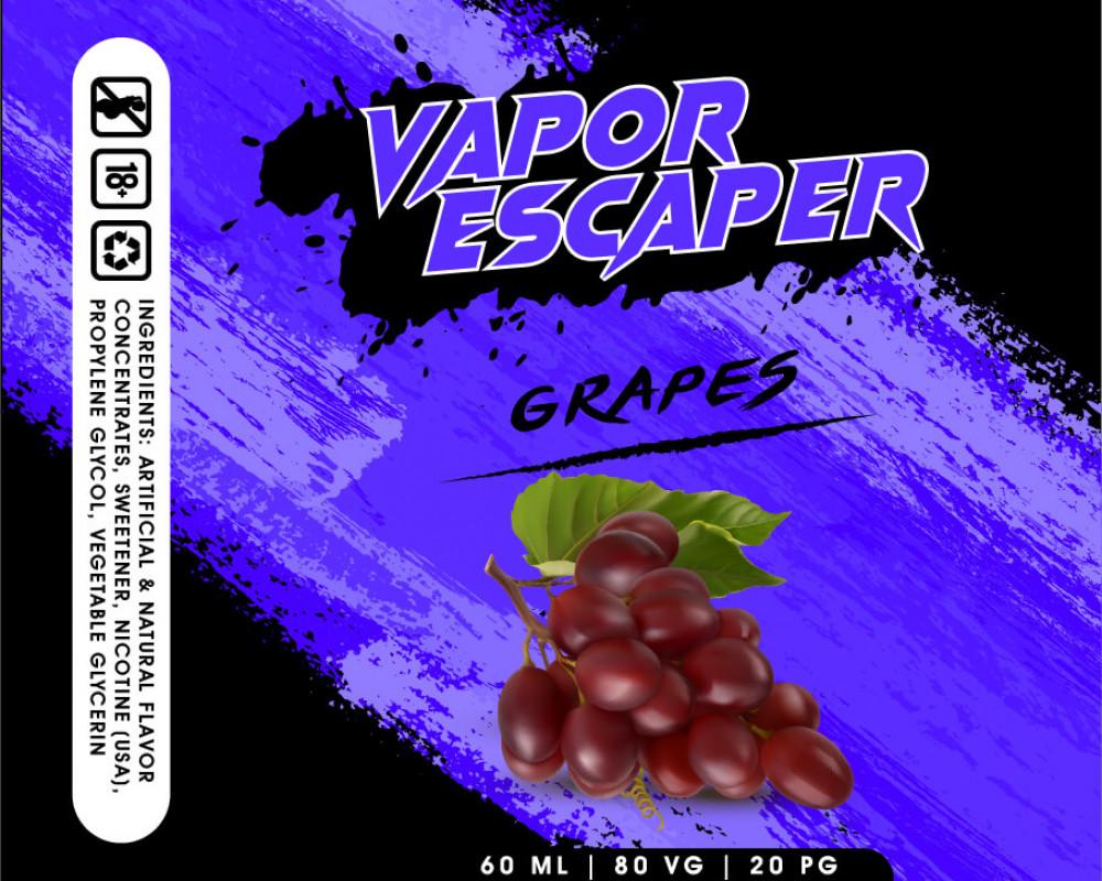 Vapor Escaper – Grape