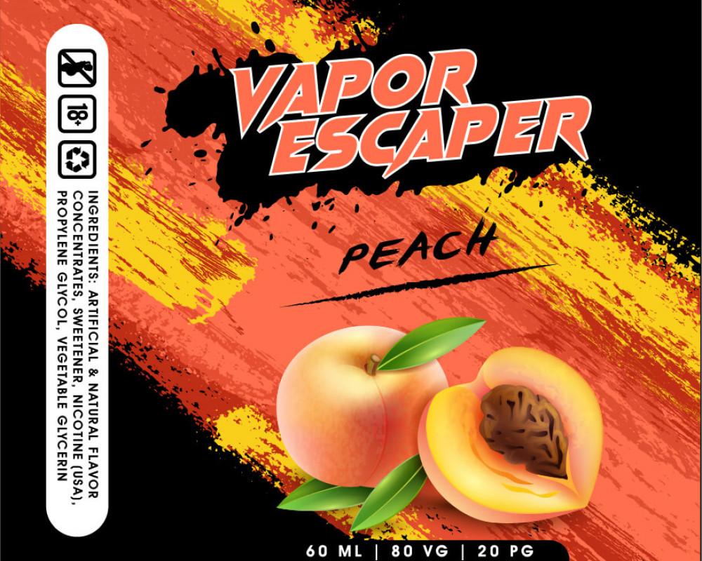 Vapor Escaper – Peach