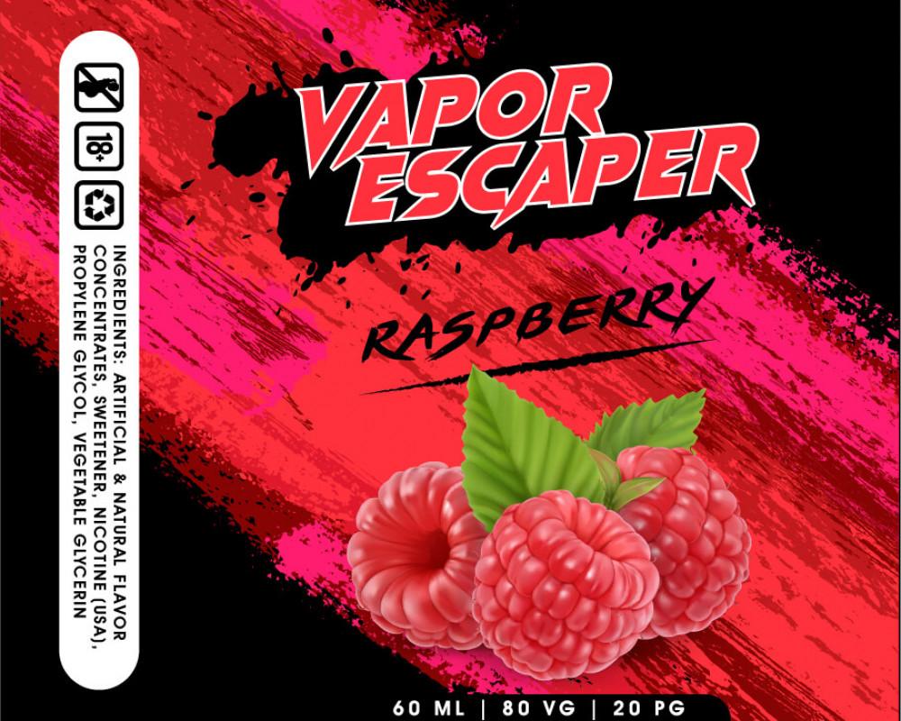Vapor Escaper – Raspberry