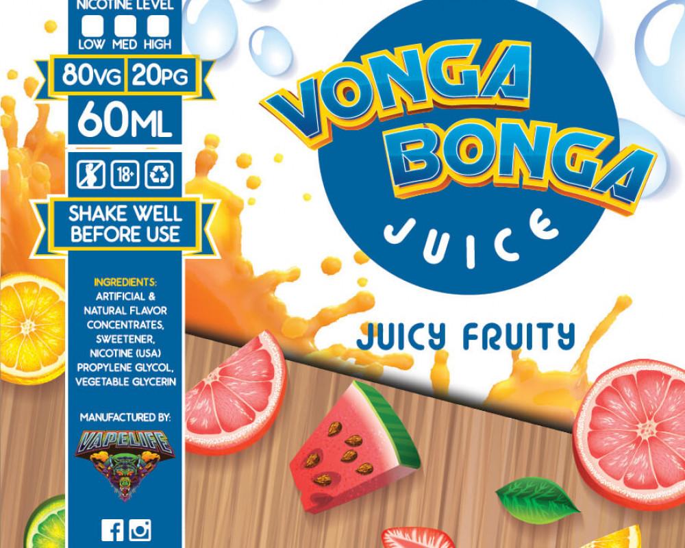 Vonga Bonga Juice